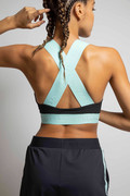 RECTO VERSO Neon Sports Bra