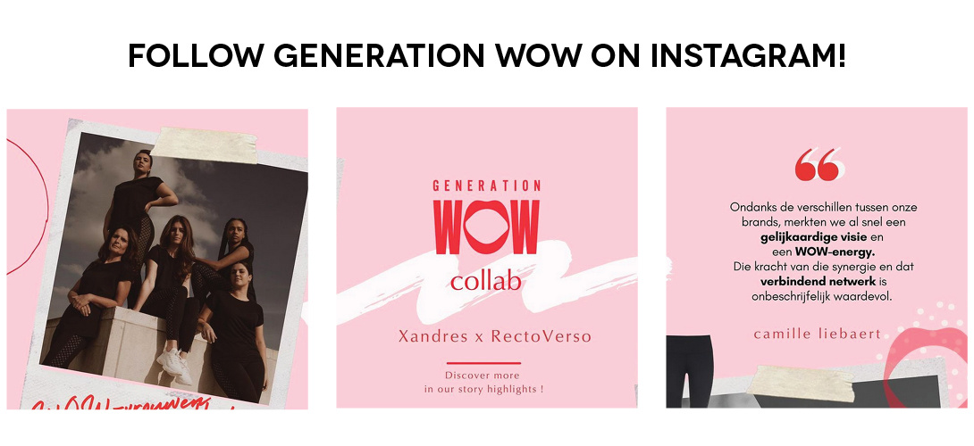 Instagram Generation WOW