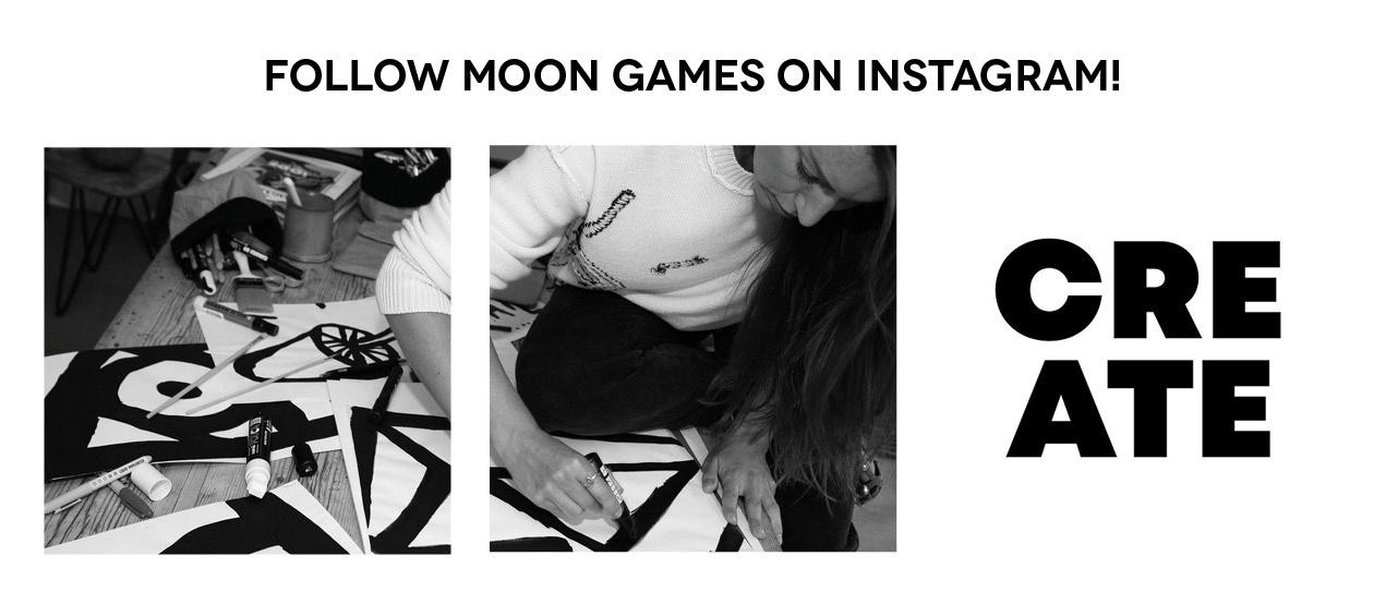 Instagram Moon Games