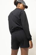 RECTO VERSO Black Out Shorts