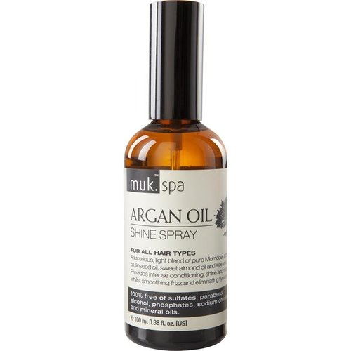 MUK SPA ARGAN OIL SHINE SPRAY