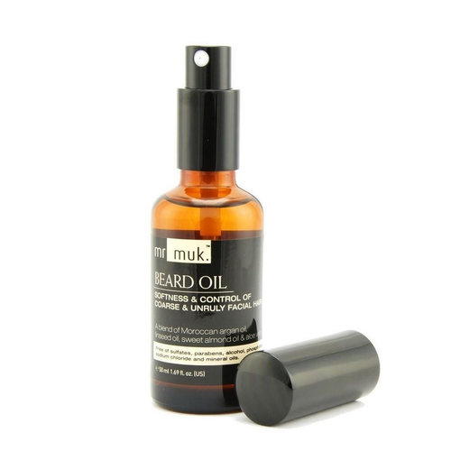 MUK SPA BEARD OIL