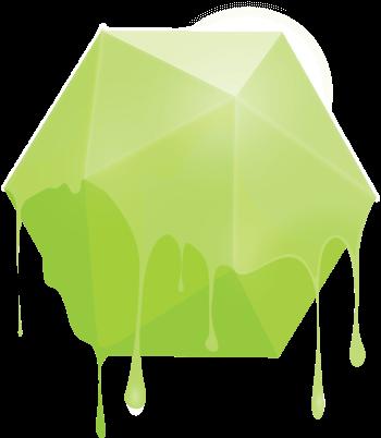 muk Vivid Direct Dye Apple Green
