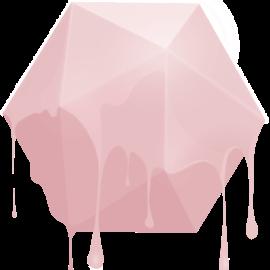 muk Vivid Direct Dye Pastel Pink