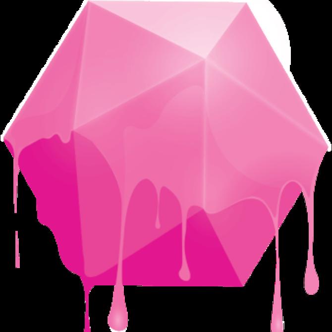 muk Vivid Direct Dye Hot Pink
