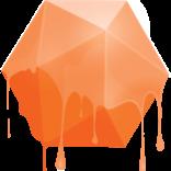 muk Vivid Direct Dye Blaze Orange