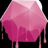muk Vivid Direct Dye Fuchsia Pink