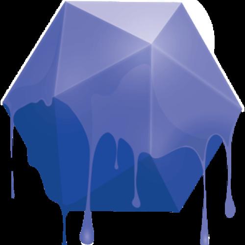 muk Vivid Direct Dye Royal Blue