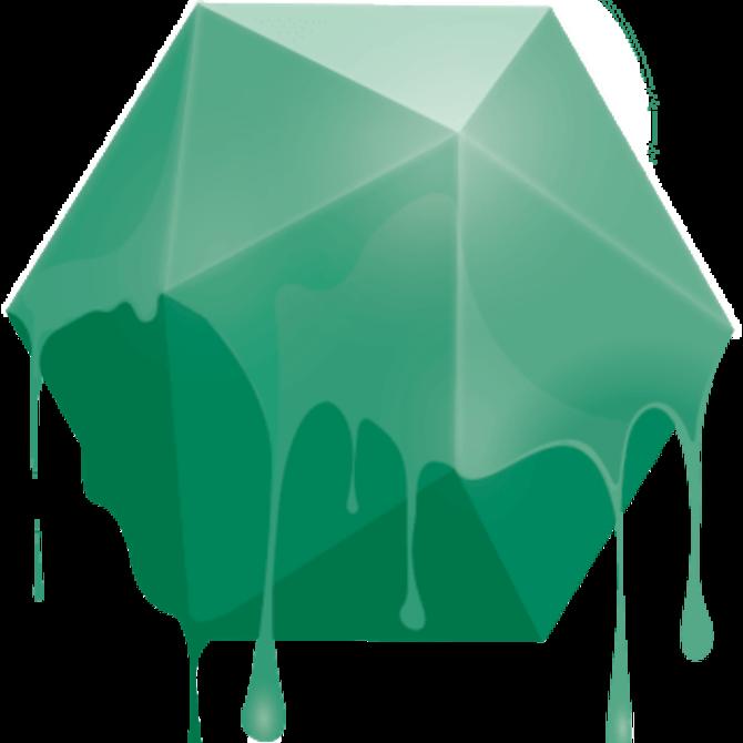 muk Vivid Direct Dye  Emerald Green