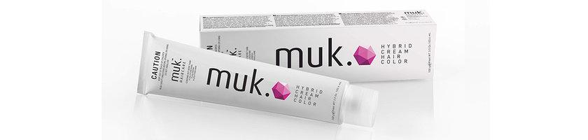 muk  Hybrid Cream Color