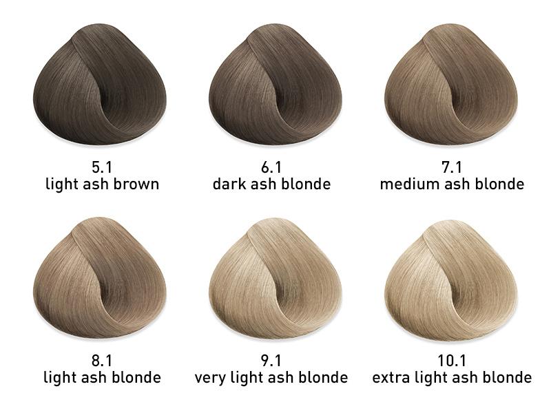 muk kleuring .1 ASH
