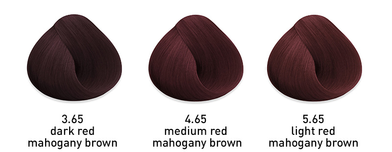 muk hybrid cream hair color red mahogany