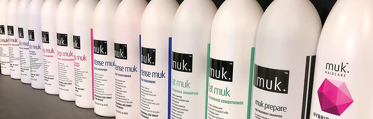 muk Haircare Trainingen