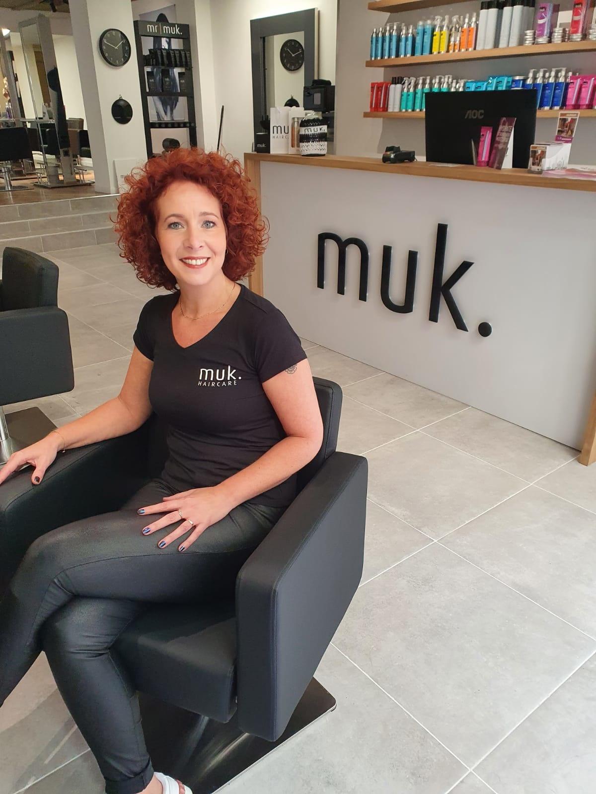 Jessica muk Haircare