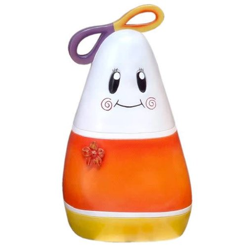 Polydeco Polyester candy corn dochter