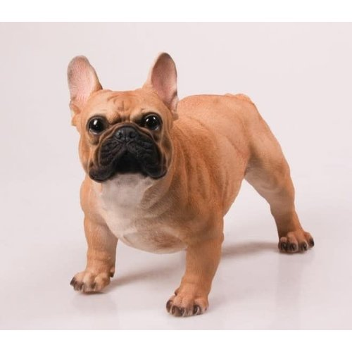 Polydeco Polystone franse bulldog staand