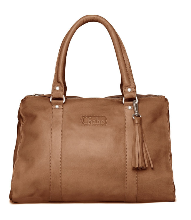 Chabo Bags Kit's Classic camel