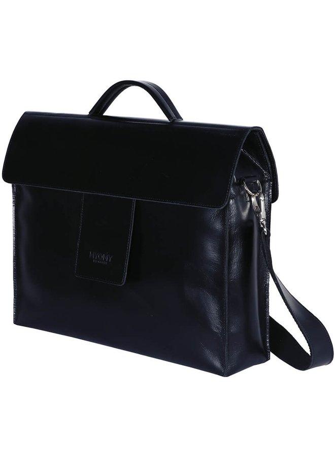 MY HOME BAG Business bag Hunter Waxy Black
