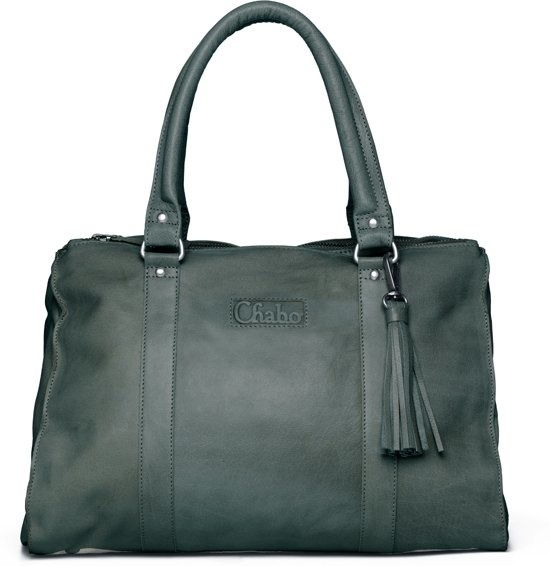 Chabo Bags Kit's Classic Groen