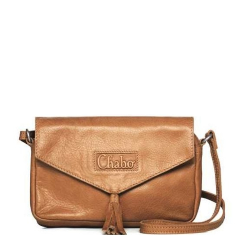 Chabo Bags Ziggy Light Cognac