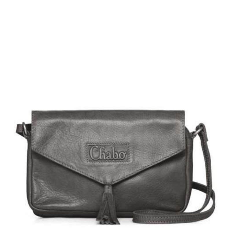 Chabo Bags Ziggy Elephant Grey