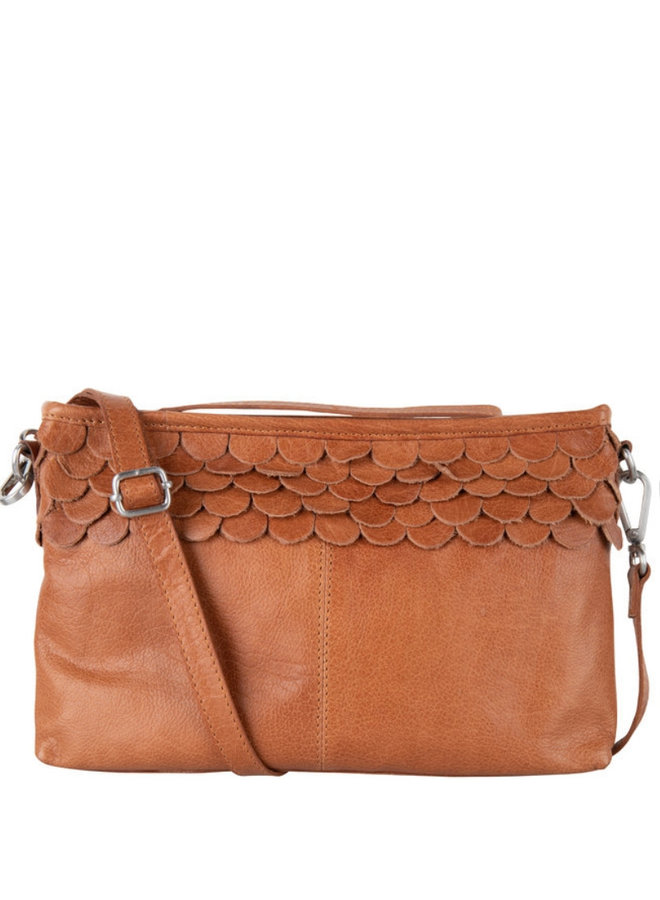 Oasis S Clutch Camel