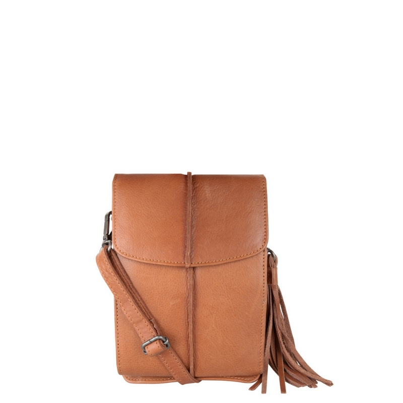 Chabo Bags Mover Crossbody Bag Camel