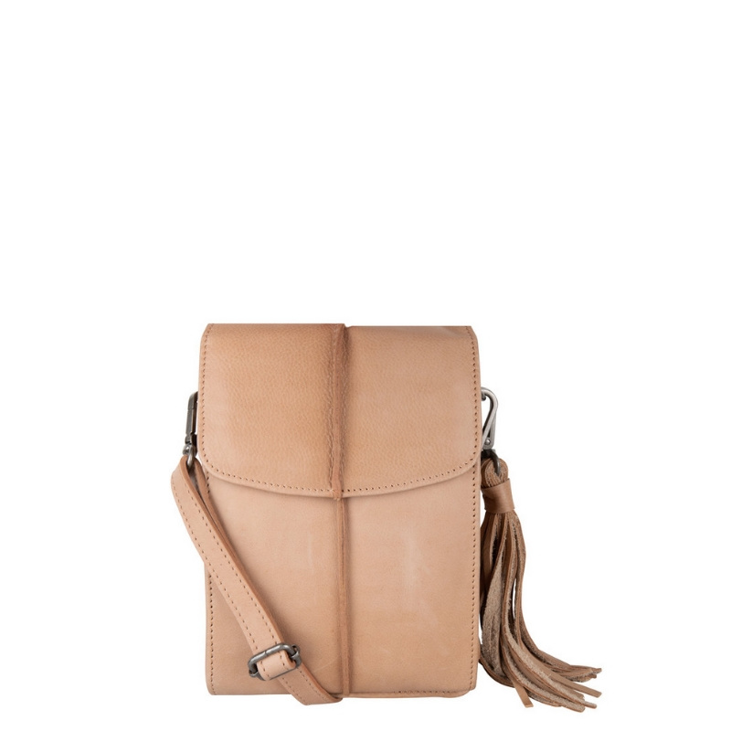 Chabo Bags Mover Crossbody Bag Sand