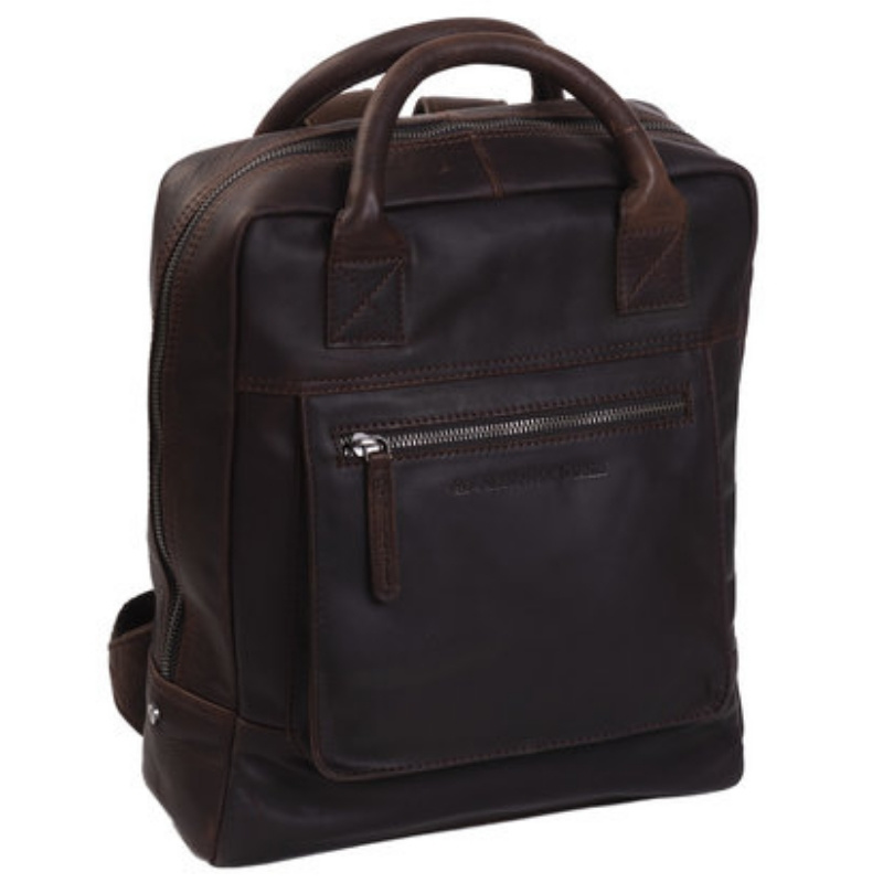 The Chesterfield Brand Rugzak Laptop 14 inch Yonas  Bruin