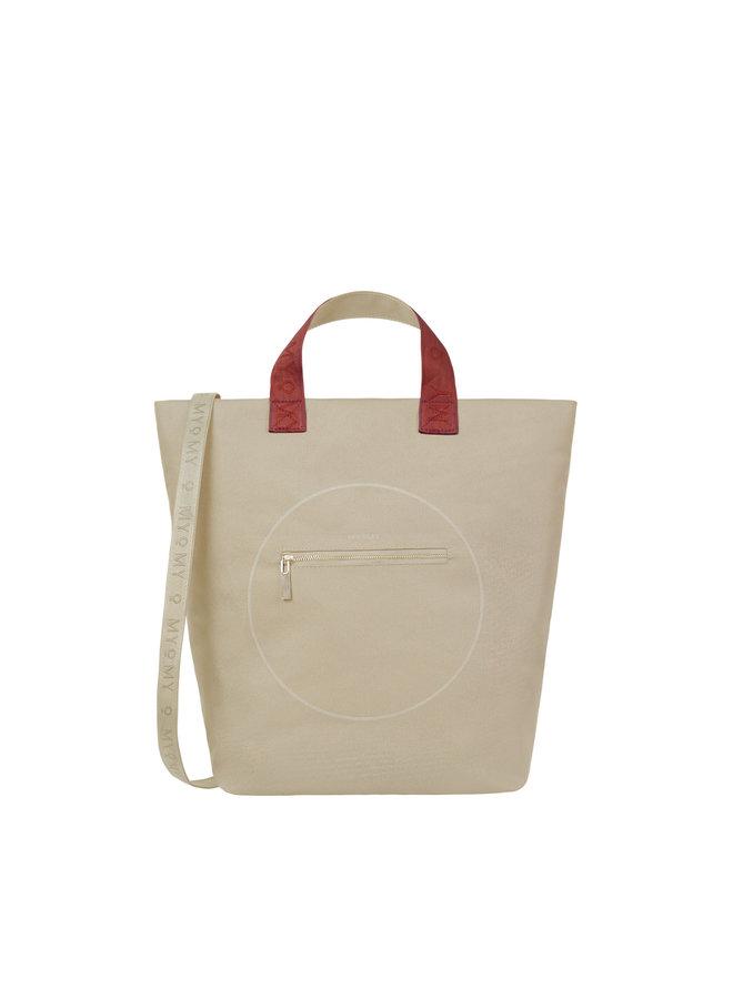 Circle Shopper RPTE Zand