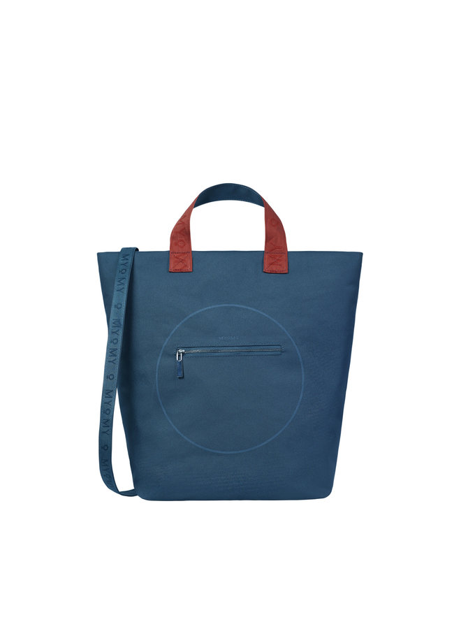 Circle Shopper RPTE Blauw