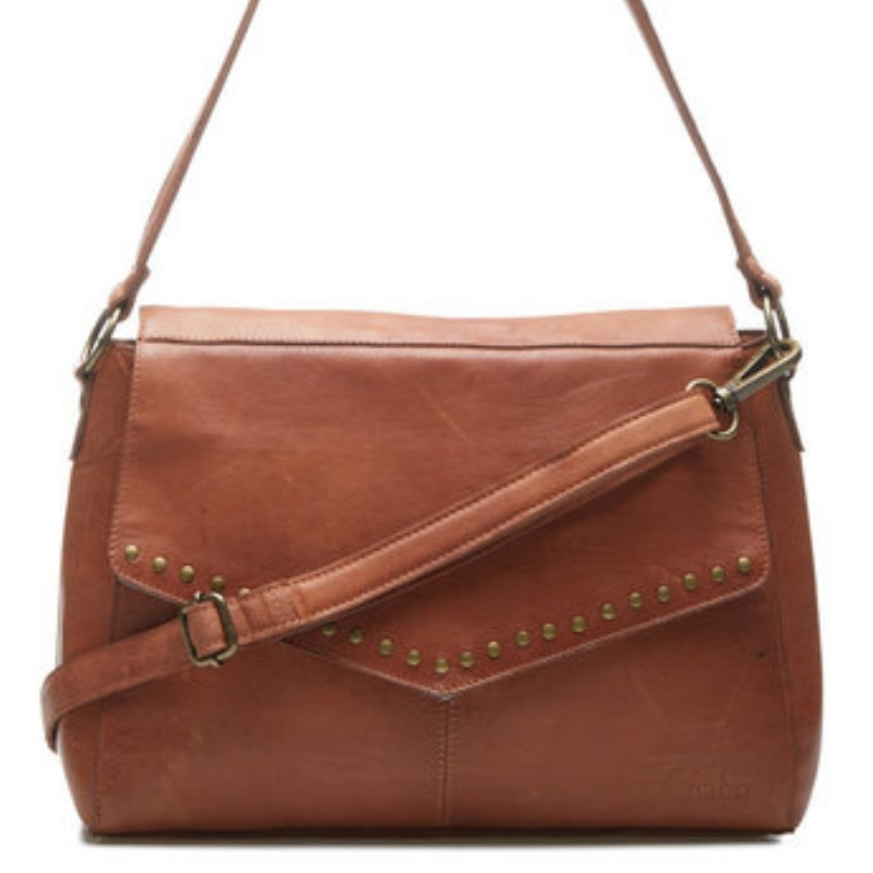Chabo Bags Susy Studs Big Camel