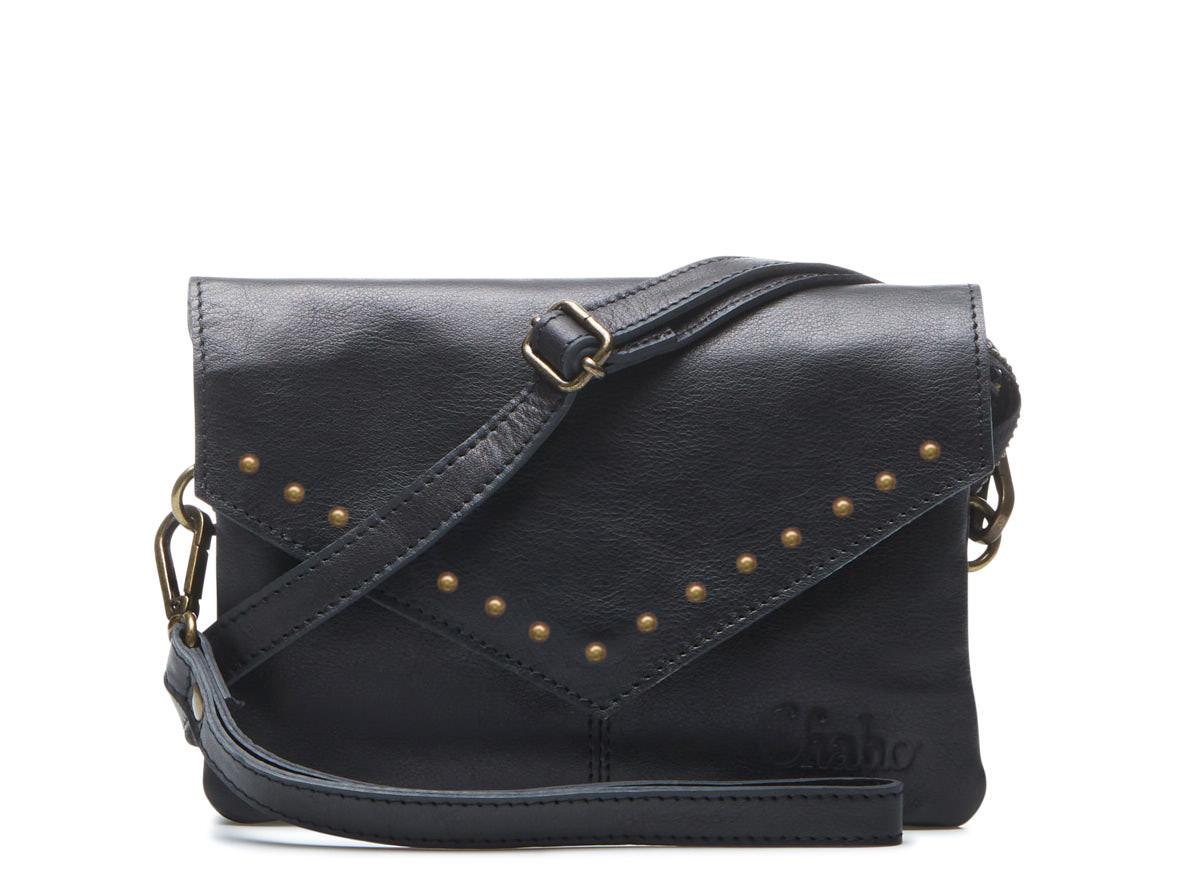 Chabo Bags Ivy Studs Zwart