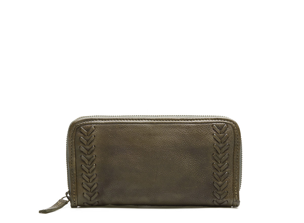 Chabo Bags Image Wallet Olive