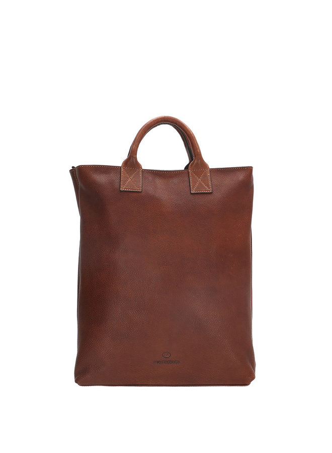 Discover Rugzak 15 Inch Donkercognac