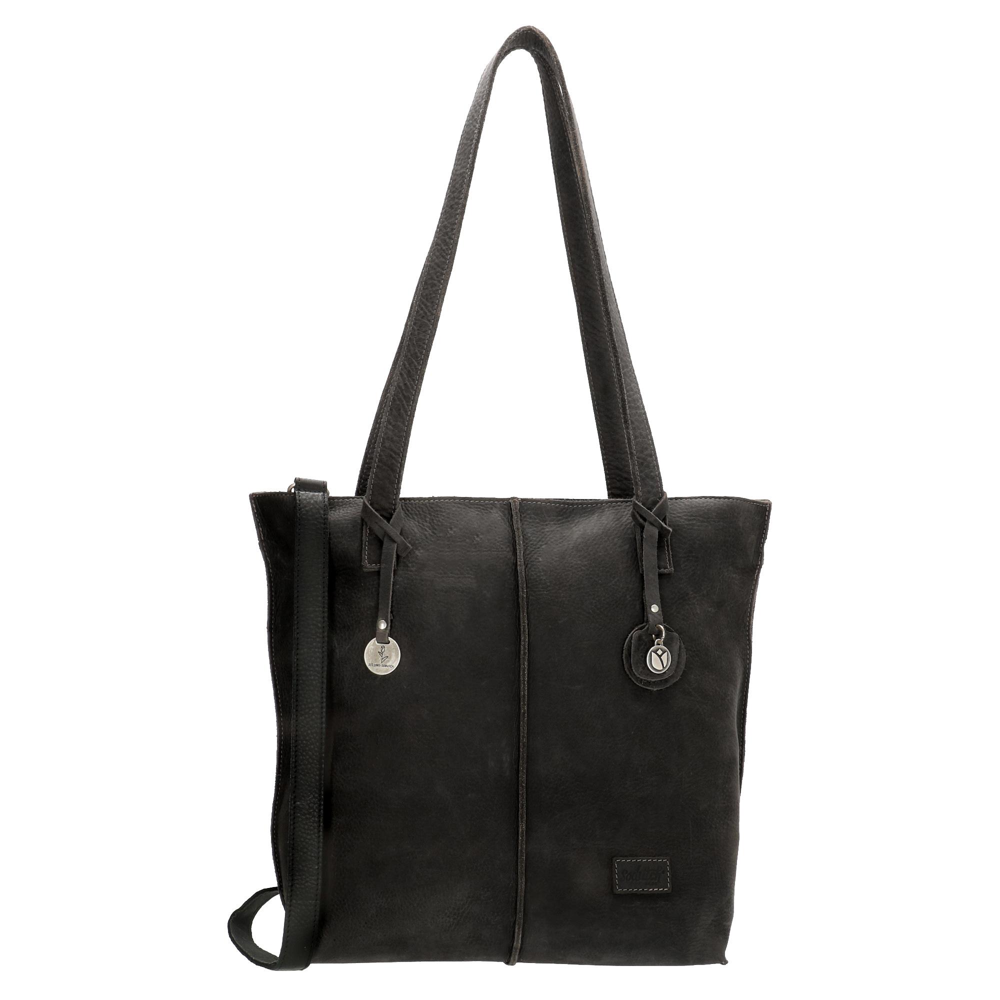 SoDutch Shopper Tulp #01 Black