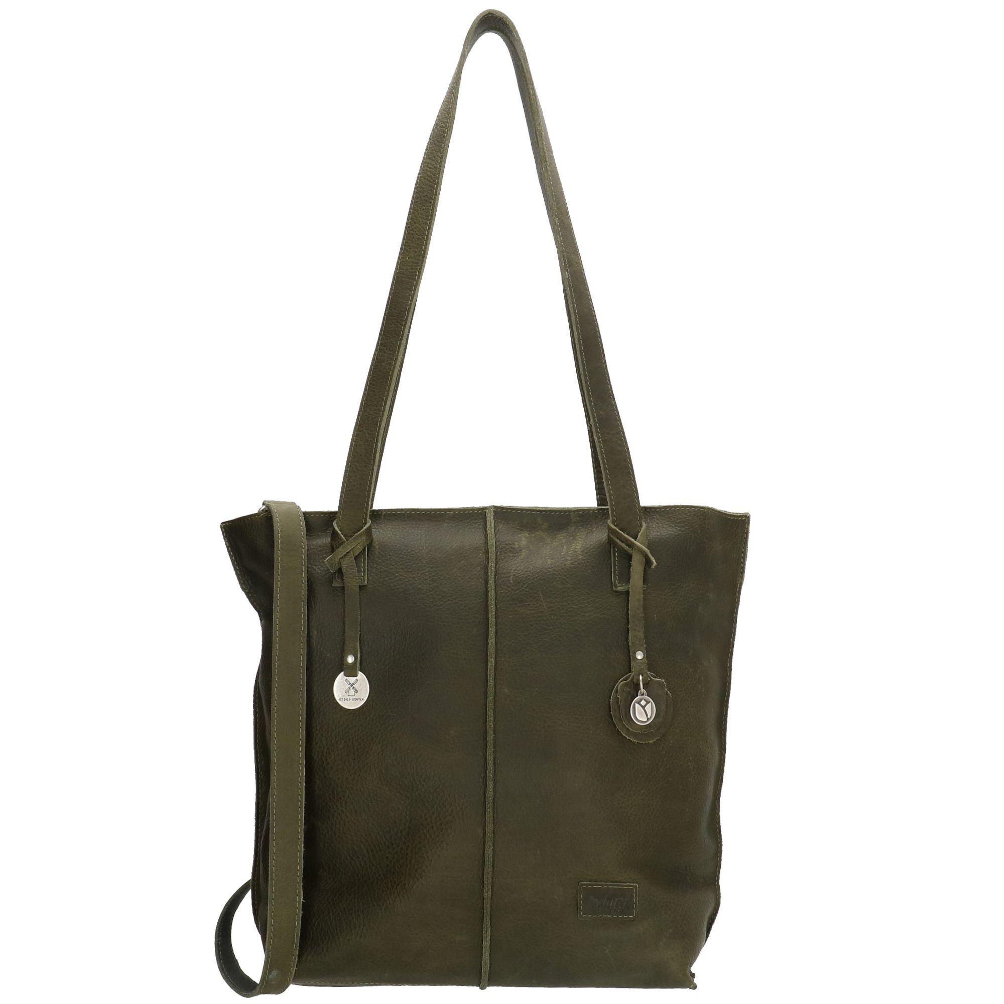 SoDutch Shopper Tulp #01 Small Green