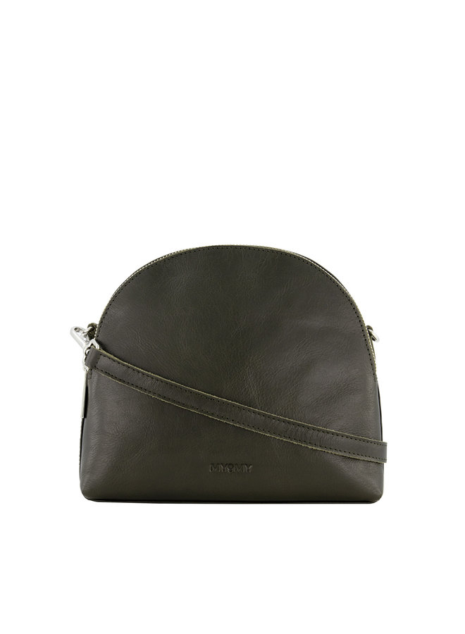 MY MOON BAG Mini Olive