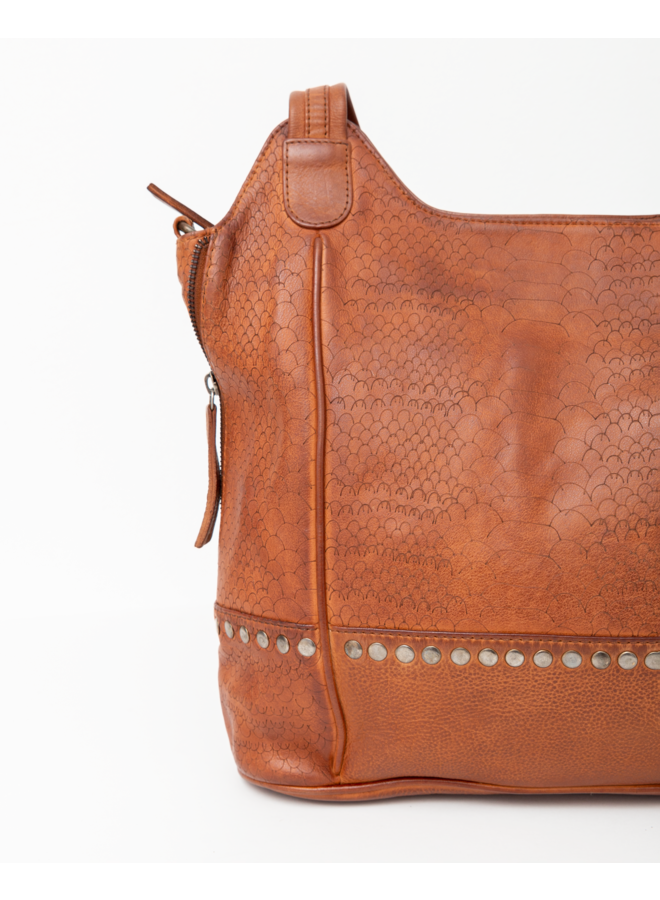 Shopper Merida Cognac