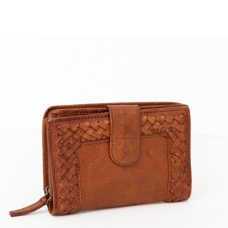 BAG2BAG Wallet Elvas Cognac
