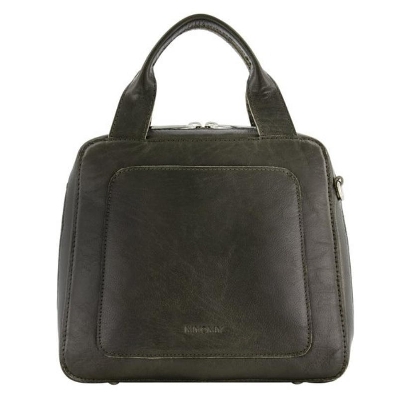 MYoMY MLB Handbag Hunter Off Black