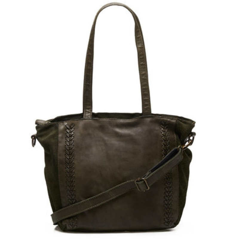 Chabo Bags Image Shopper Olive