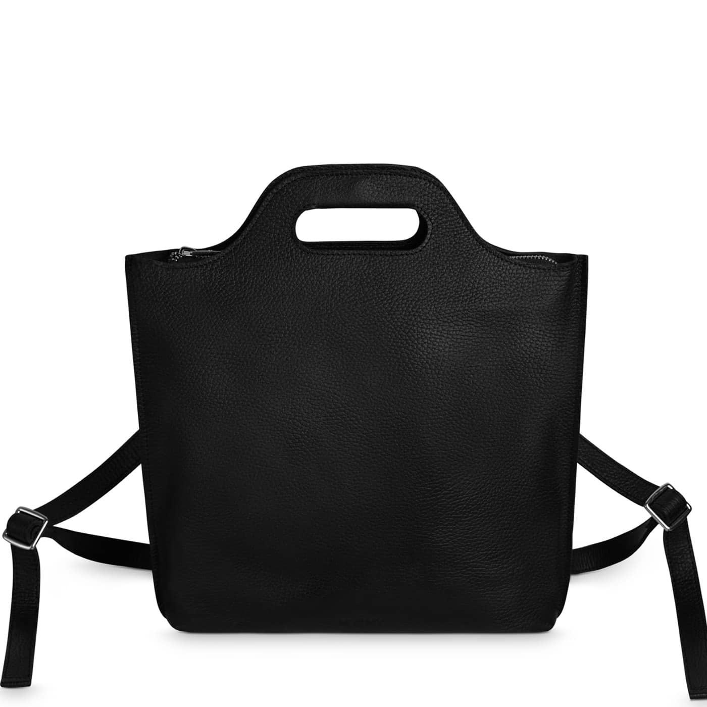 MYoMY MCB Backbag 12 Inch Rambler Black