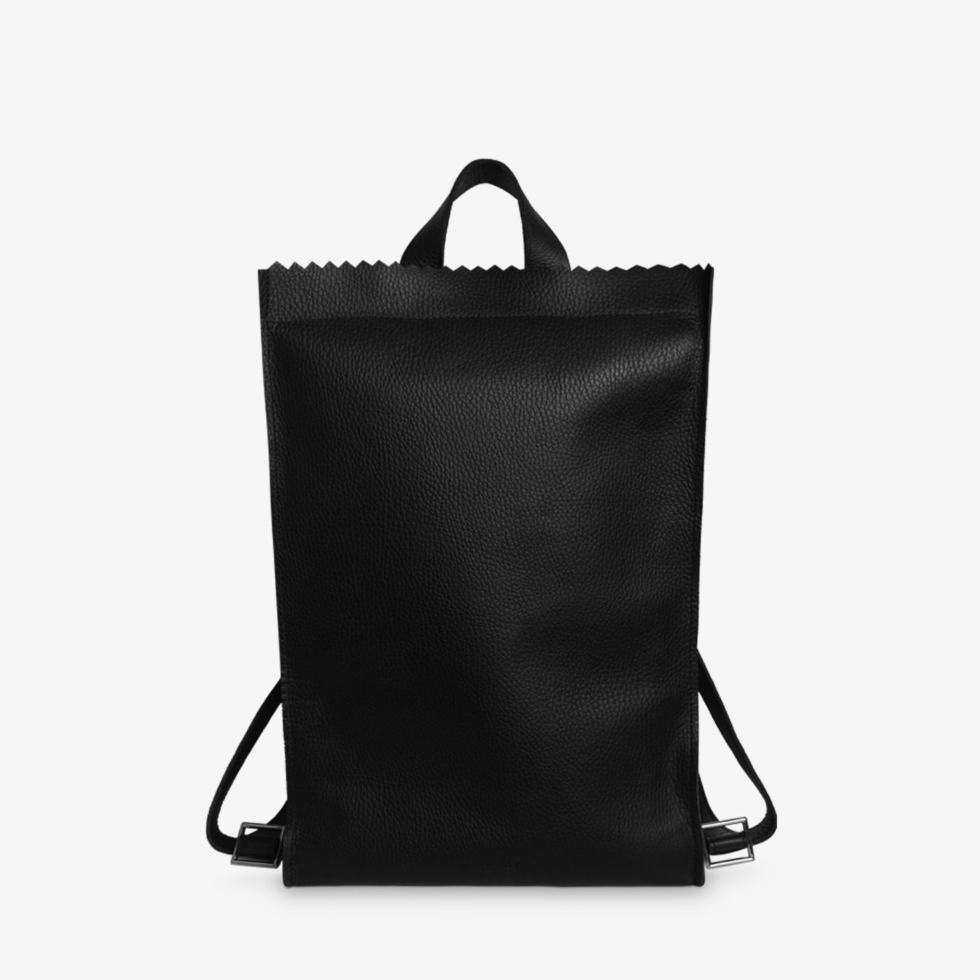 MYoMY MPB Backbag Rambler Black