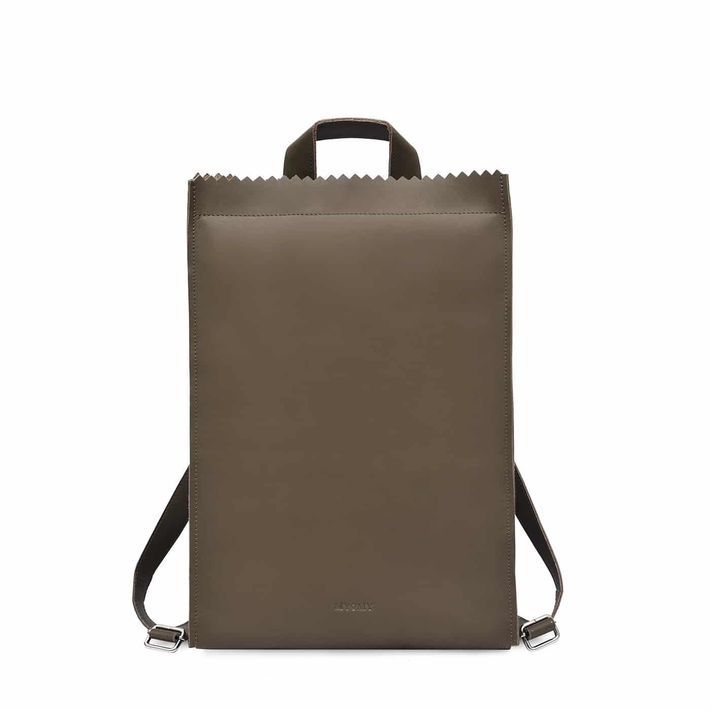 MYoMY MPB Backbag Hunter Taupe