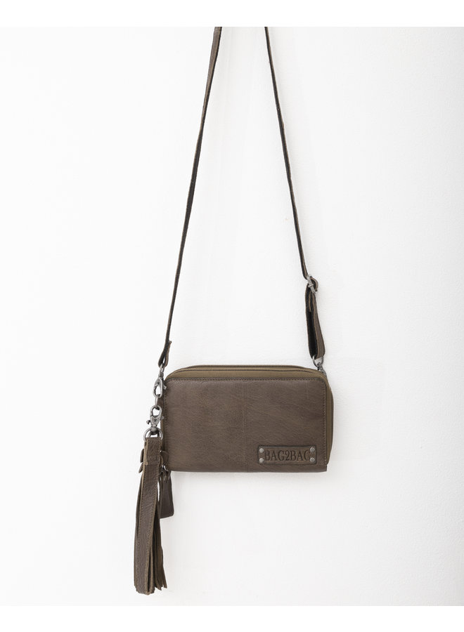 Gibson Wallet Olive