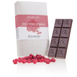 The Belgian Chocolate Makers Baies roses de Bahia