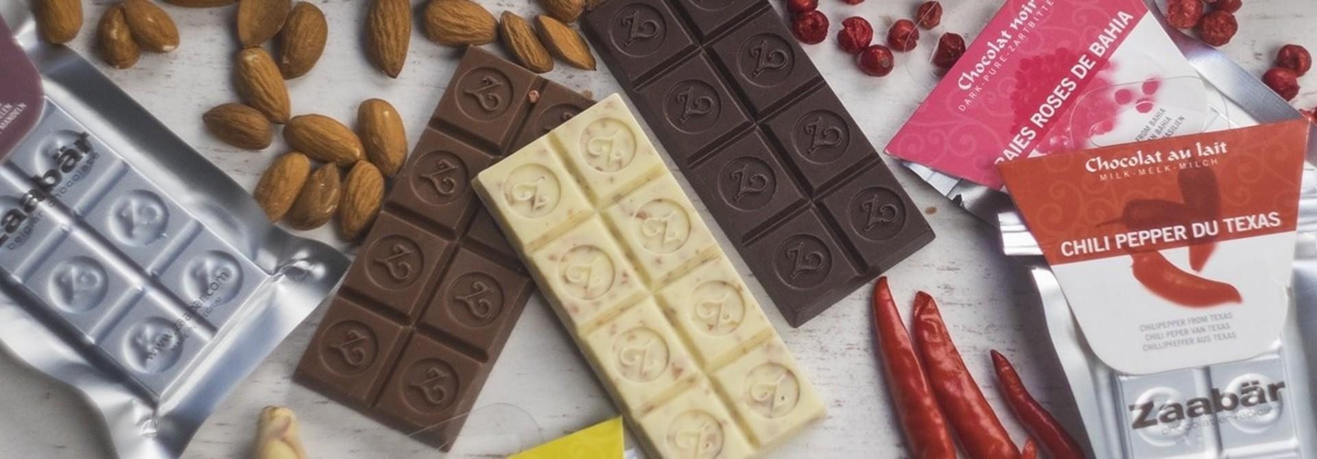 ZAABAR CHOCOLATES
