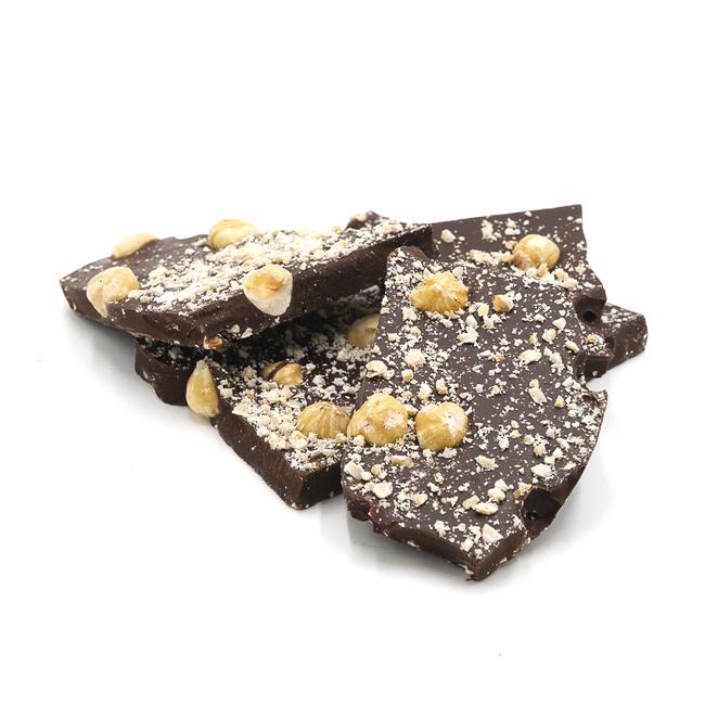 Chocomeli Dark 75% with nuts
