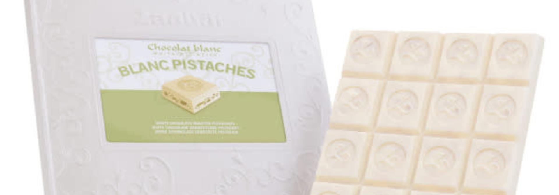 Klassic blanc pistaches